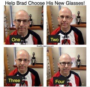Speaker glasses