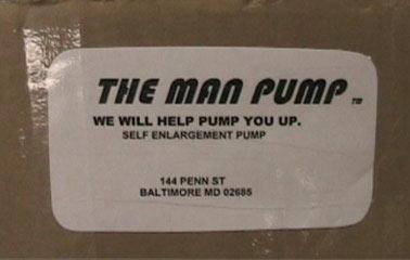 man pump