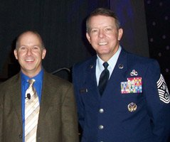 Air Force Chief Master Seargent