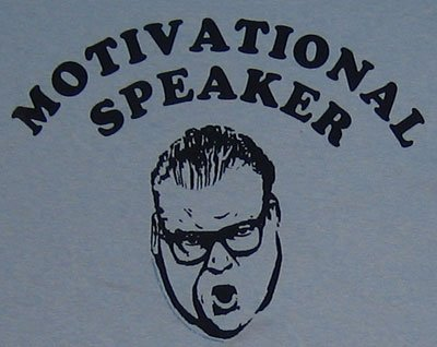 Fun Motivational Speaker