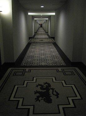 excalibur-hallway