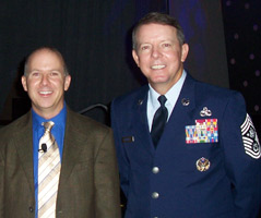 military speaker