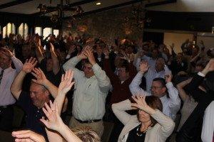 flash mob from Brad Montgomery