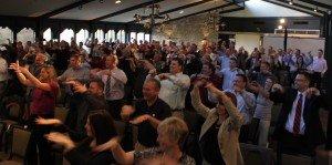 hire a flash mob