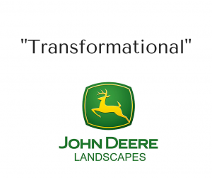 """Transformational"" Testimonial by John Deere, for Brad Montgomery a leading Motivational & funny Speaker"