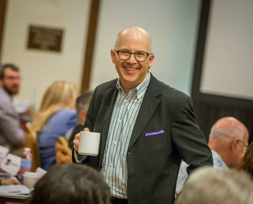 Biography of the Most Authentic Keynote Speaker – Brad